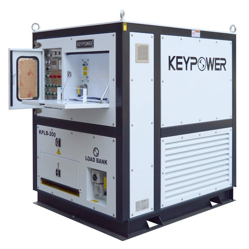 KEYPOWER 480V Resistive 200kW Load Bank with CE Certificate