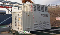 KEYPOWER 2200KW Resistive Load Bank for Data Center