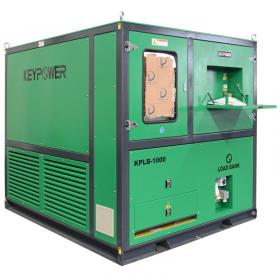 KEYPOWER 1250 kVA Generator Load Bank Price to Australia