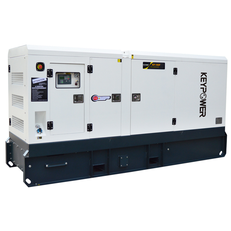 YuChai 180 kVA Diesel Generators with ComAp Control Module to France