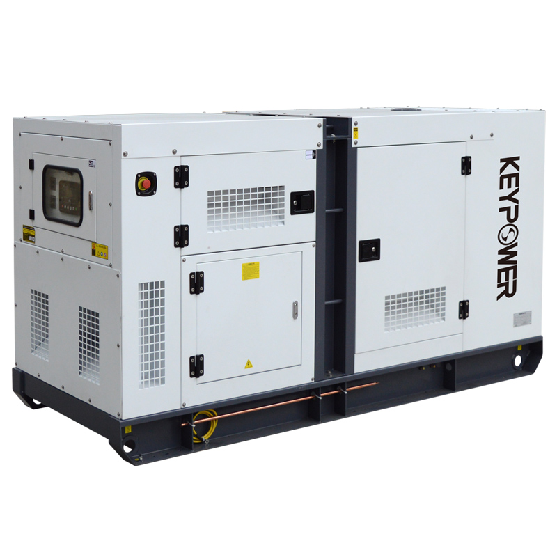 KEYPOWER 55 kVA Diesel Genset with Canopy Powered by CUMMINS
