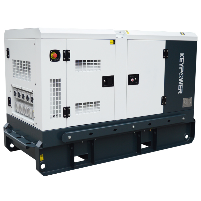 Kubota 20 kVA Diesel Generator Set for Rental to Australia