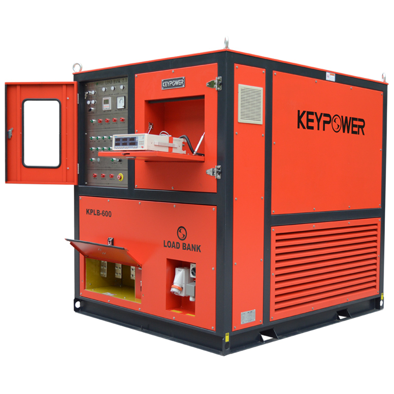 Resistive Load Banks 600 kW with Generator tester to Australia