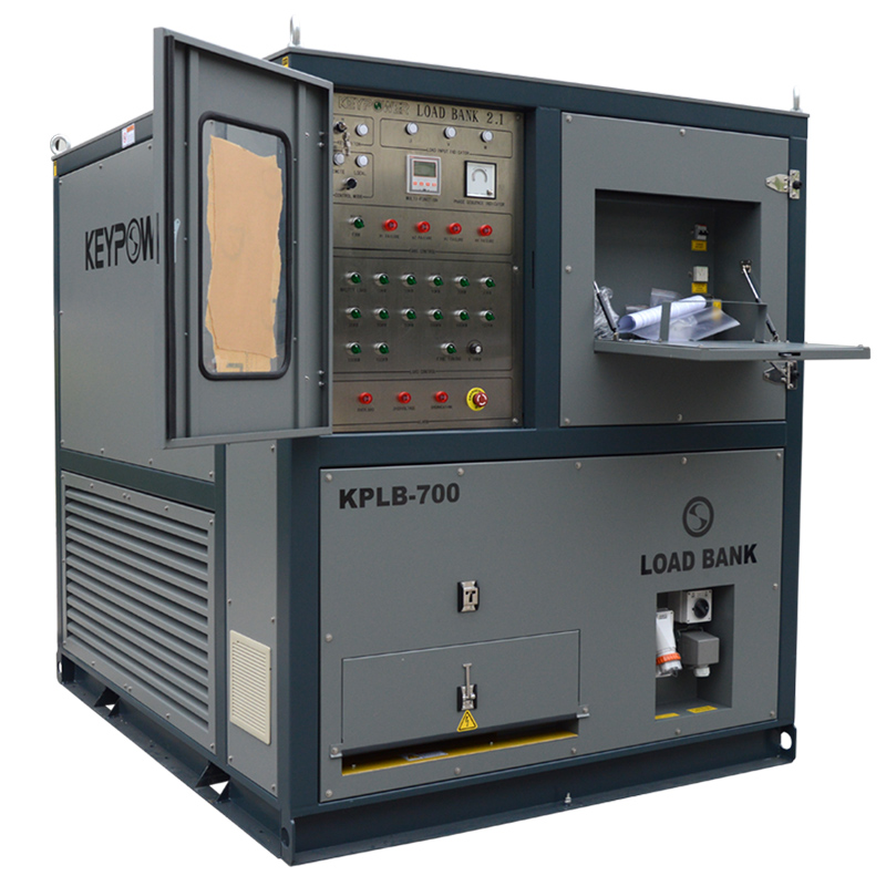 KEYPOWER 700 kW Resistive Load Bank with CE Certificate for Generator testing