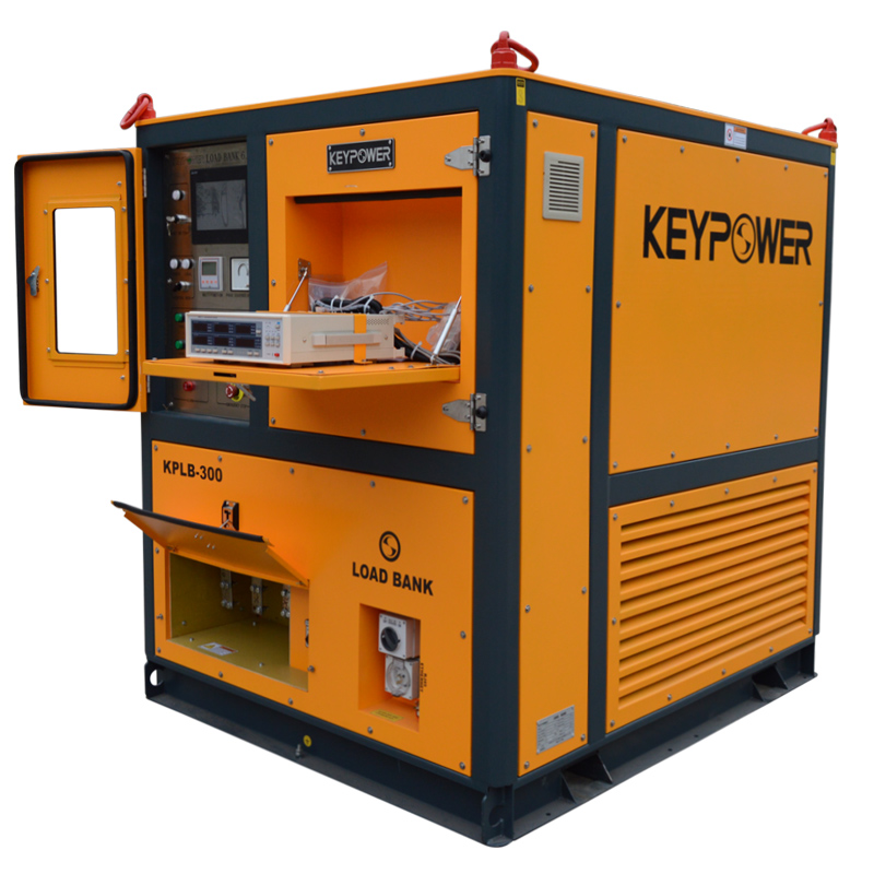 KEYPOWER Inductive Load Bank 300 KW with Intelligent Control PLC