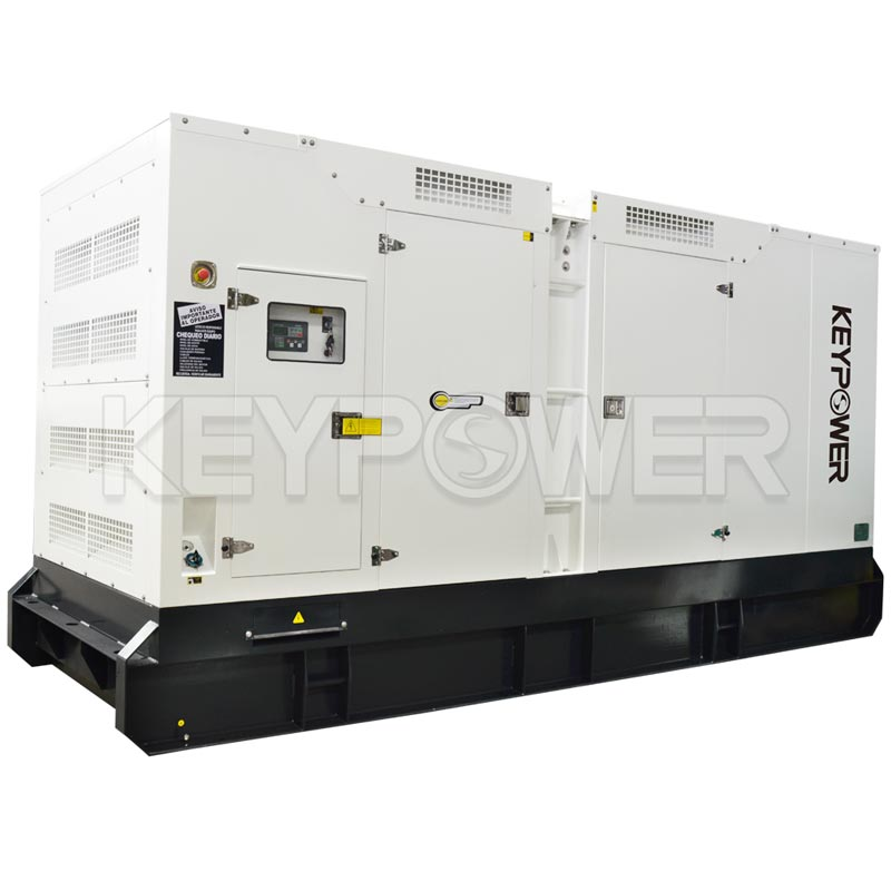 500 kVA Perkins Diesel Generators with Canopy for Middle East