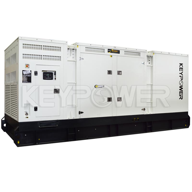 825 kVA Diesel Generator Powered by CUMMINS Engine with Stamford S6L1D-C4