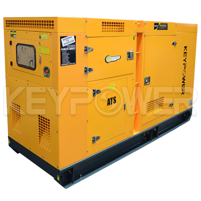 200 kVA Power Diesel Generators with DEUTZ Engine for Thailand