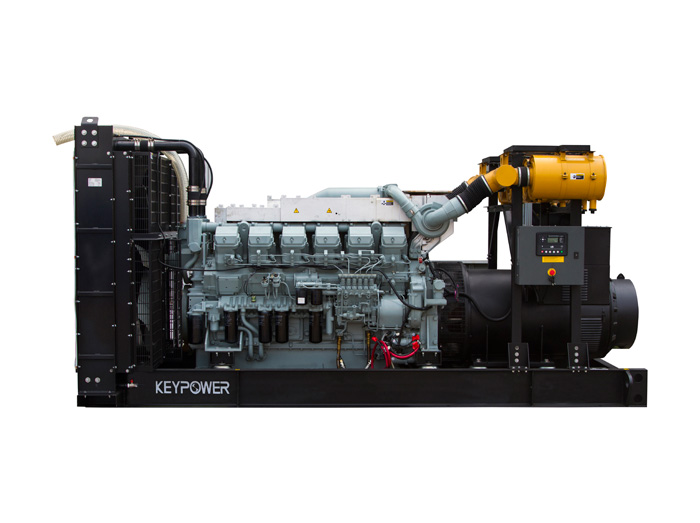 900 kVA Container Type Generator Diesel with Mitsubishi Engine for Singapore