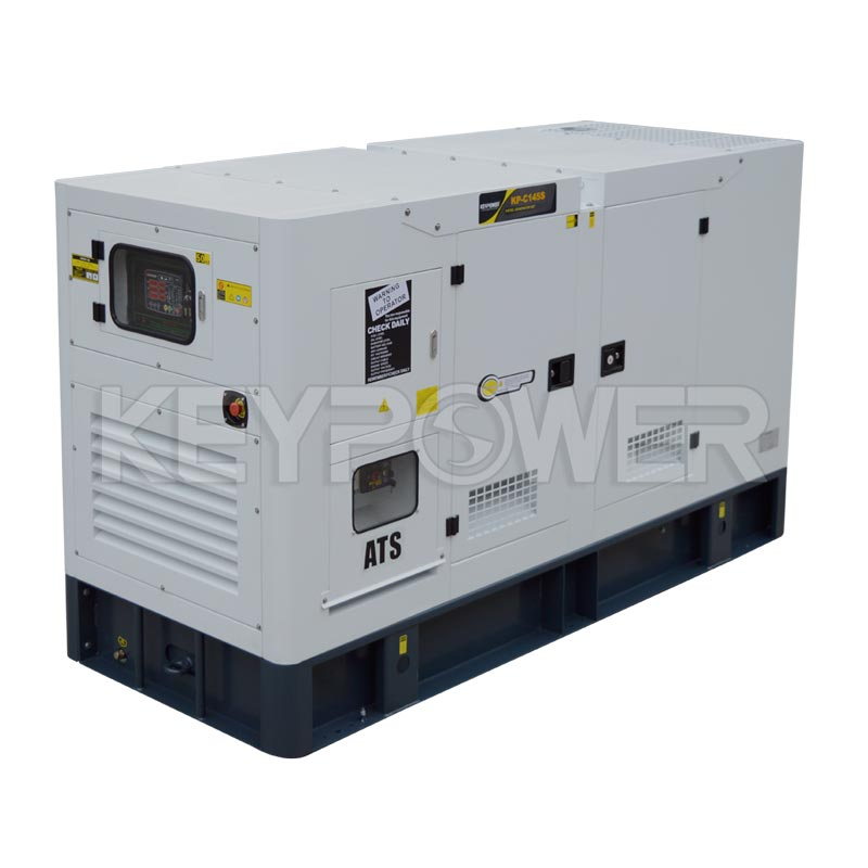145 kVA Air Cooled Diesel Generator with Cummins Engine 6BTAA5.9-G2