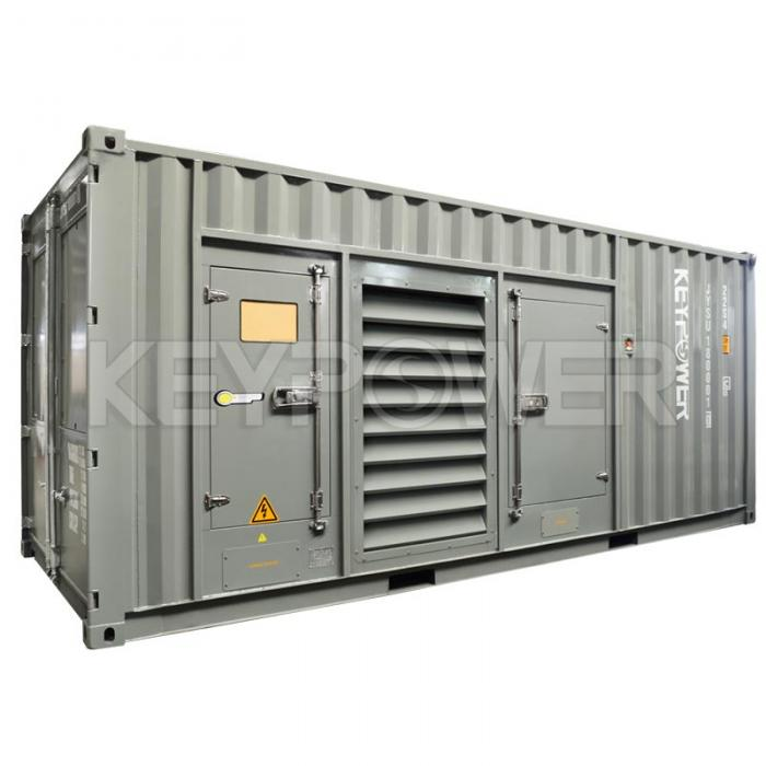 900 kVA Container Type Generator Powered by CUMMINS KTA38-G2B for Australia